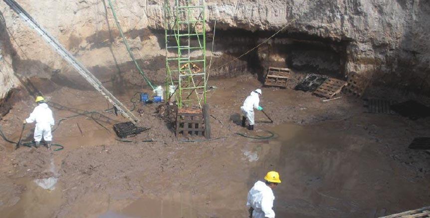 geotecnia y biorremedacion de suelos